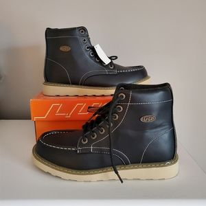 Lugz Mens Roamer chukka boots NIB